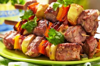 Фантастически мягкое мясо на шашлыки за пол часа! 3 способа! Готовимся к походам на природу!