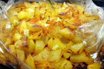 Как приготовить обалденную картошку в духовке