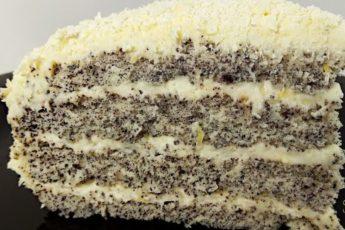 Обалденно вкусный торт «Царица эстер». Десерт, который можно готовить хоть каждый день